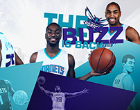 Charlotte : The Buzz Is Back