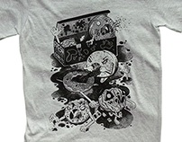 Zombie Donuts T-Shirt