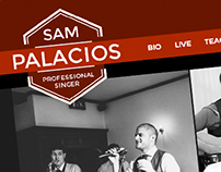 Sam Palacios Web Design