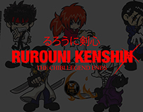 Rurouni Kenshin: The Chibi Legend Ends