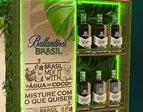Lançamento Ballantine's Brasil