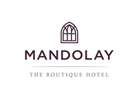 The Mandolay Hotel identity update 2016