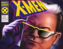 MALGIOGLIO and the X-Men: Fernando Must Die!