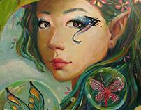 Shu uemura Pencil Art Project