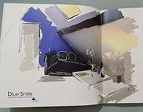 Plaquette Blue'Smile - Blue'Smile brochure