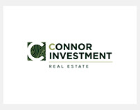 Connor Investment Brand Identity