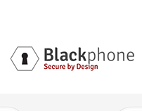 Black phone | Logo