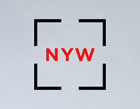 "Logo ""The New Your World"""
