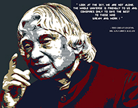 The Great Legend                 Dr. A.P.J Abdul Kalam