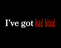 """Bad Blood"" Lyric Music Video"