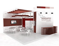STAND INDEQUIPOS
