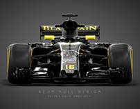 Lamborghini F1 Livery Concept