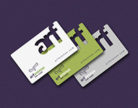 Arf Avenue Branding
