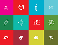 Logo collection 2014 - 2016