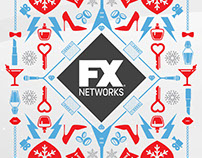 FOX Networks Holiday Gift Cards