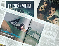 Iwan Rheon Interview Feature Article (Tydzien Polski)