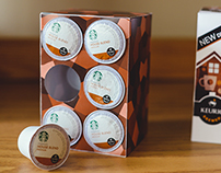 K-Cup box redesign