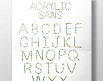 3D Type Alphabet