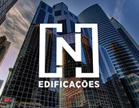 Logo HN Edificações