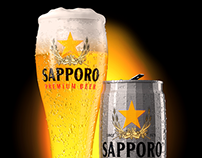 Sapporo CGI Render
