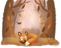Fox Illustration Collection