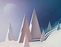 Snow wallpapers