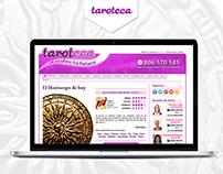 Front-end Taroteca