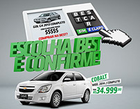 URNA ELETRÔNICA BEST CAR