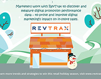 RevTrax - Holiday Infographic