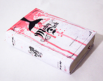 Moby Dick: book cover and print collateral