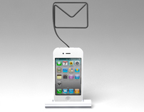 Koriko – iPhone Dock Concept