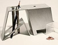 FOLDS pencil sharpener