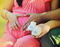 Neha & Rajat - Maternity/Pre-baby Shoot