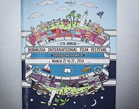 Bermuda International Film Festival | 2014 Poster