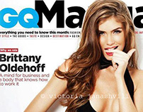 GQ SA with Brittany Oldehoff