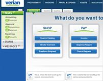 Verian (web application)