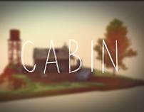 Diorama | Cabin