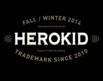 Herokid™ Pure brand edition