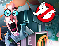 Te real GHOSTBUSTERS