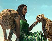 cheetah mama