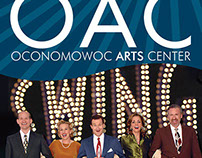 Oconomowoc Arts Center 13/14 Season Brochure