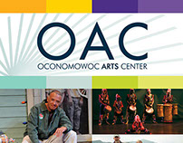 Oconomowoc Arts Center 14/15 Season Brochure