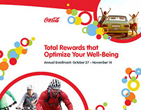 Coca Cola Open Enrollment Guides