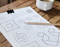 Parent Logo & Child Logo Concepts