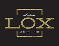 Salon Lox Logo