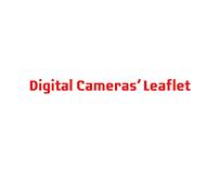 Digital Cameras' Leaflet