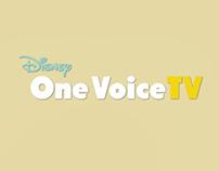 Disney OneVoice TV