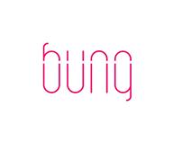 Bung Light Font