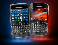 BLACKBERRY Bold - Materiali P.O.P