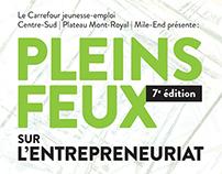 PLEINS FEUX sur l'entrepreneuriat